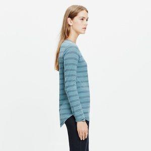 MADEWELL | Whisper Cotton Denmark Stripe